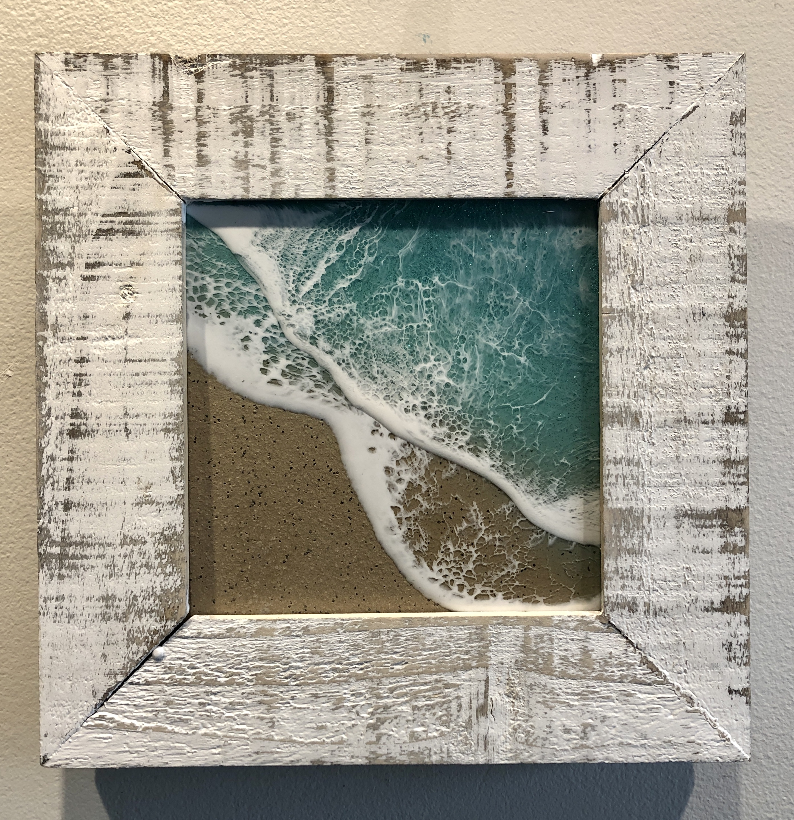 Lisa Loder - Resin Waves #1