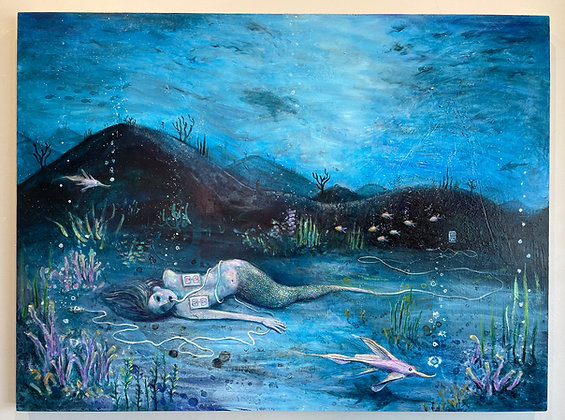 Abbeth Russell -  Unplugged In The Electric Ocean
