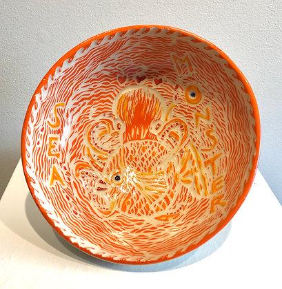 Sea Monster Bowl