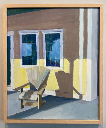 Gayle Fitzpatrick -  January Afternoon Light