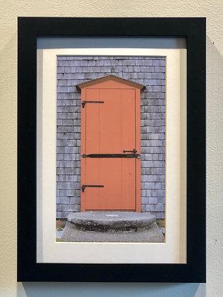 Pin #15 - Red Door