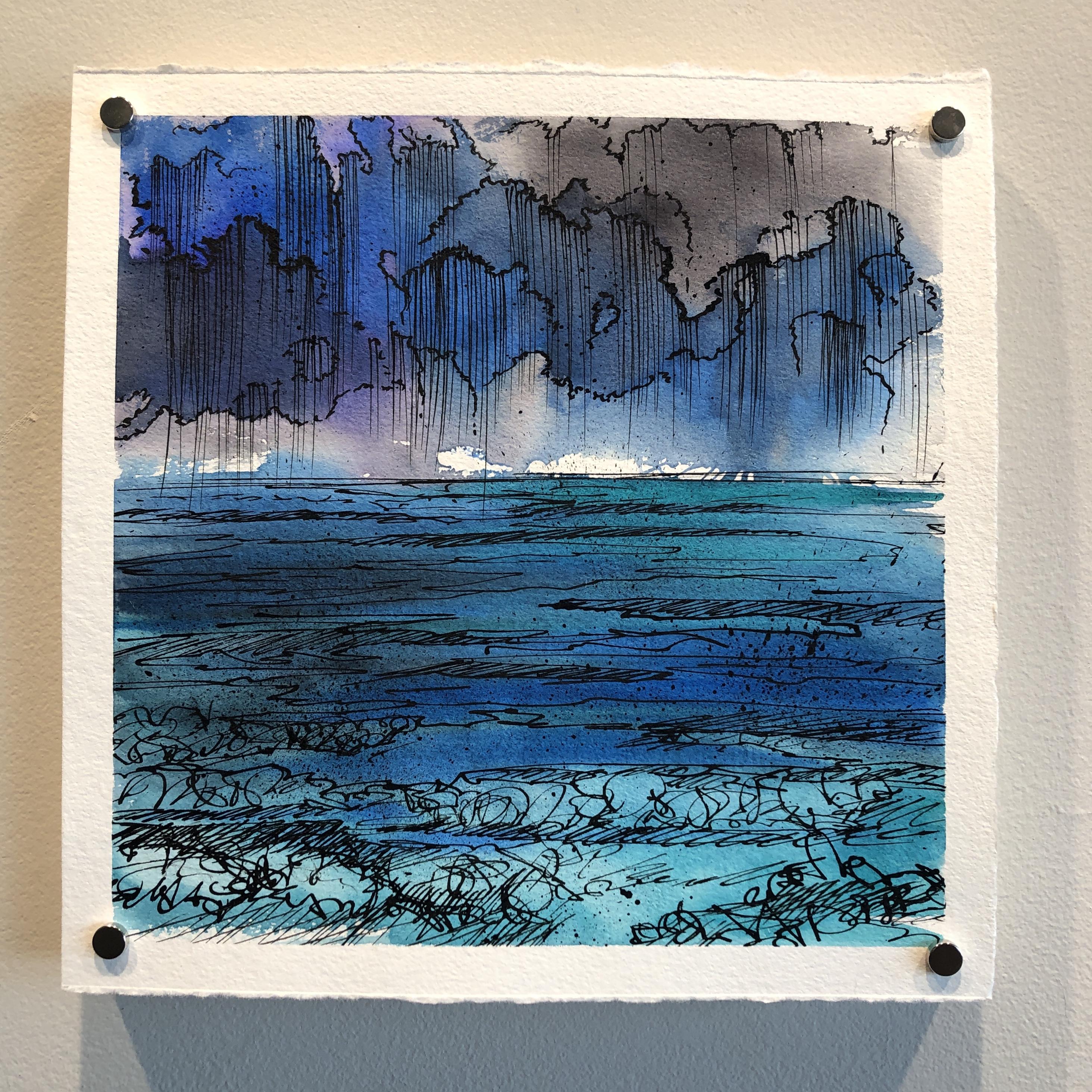 Brendan Roddy -  Coastal Rain