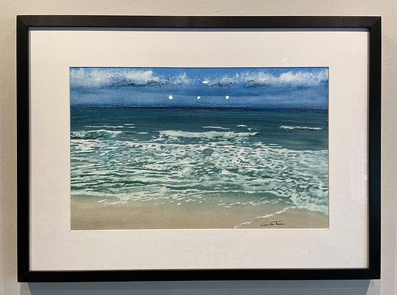 Linda Van Tassell -  Beach Foam