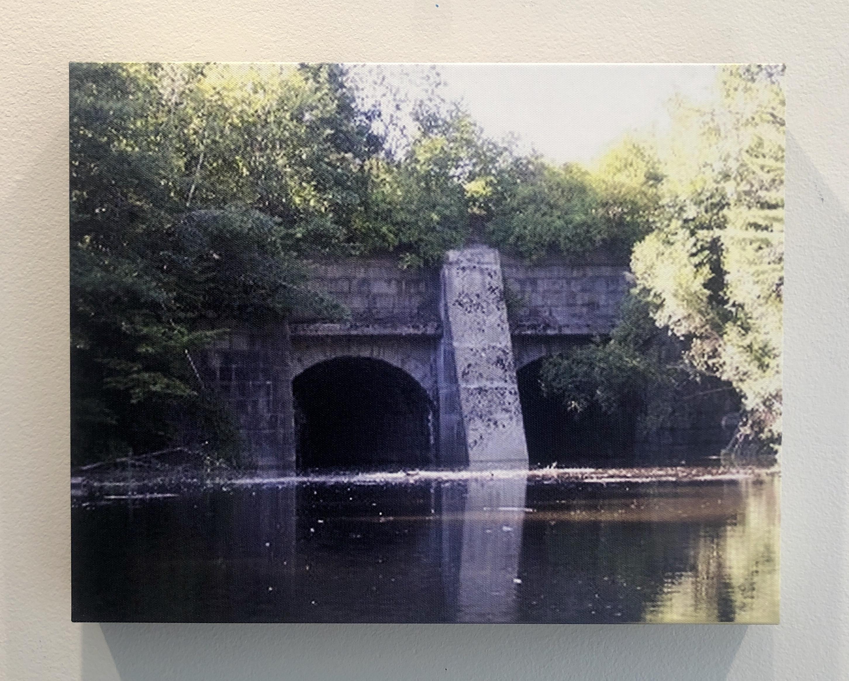 Paula Gagnon - Kennebunk Railroad Trestl