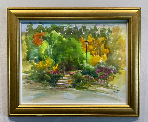 Sue Speers -  New England Fall