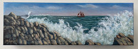 Sailing in Kennebunk - Marguerite Genest.JPG