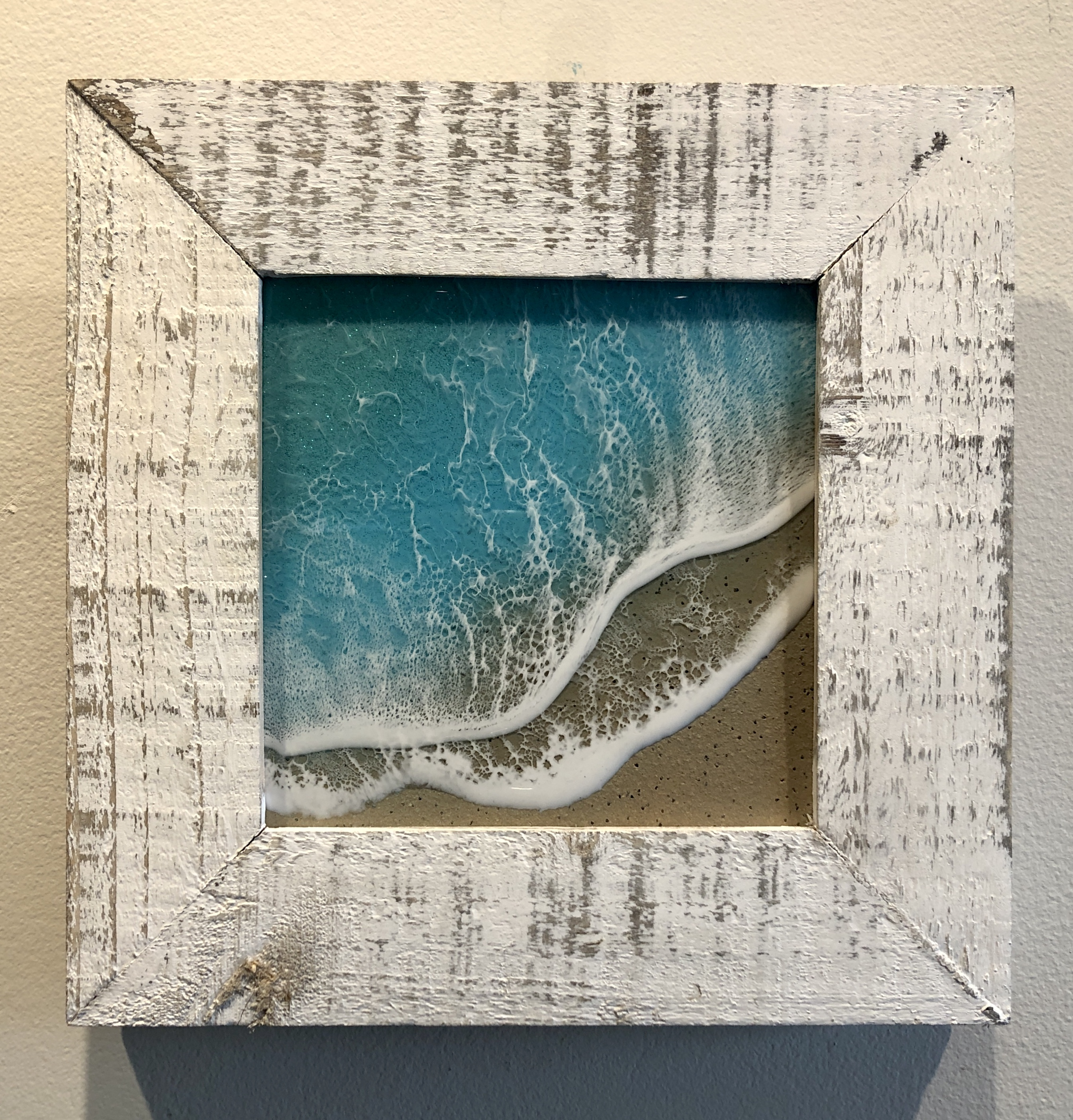 Lisa Loder - Resin Waves #2