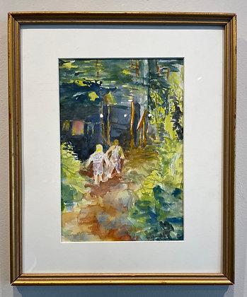 Mary Elizabeth  Grady -  Summer Camp (Eagerly)
