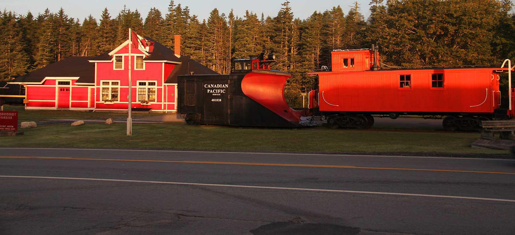 Musquodoboit Harbour Railway Museum
