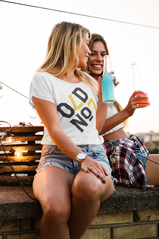 t-shirt-mockup-of-a-young-woman-drinking