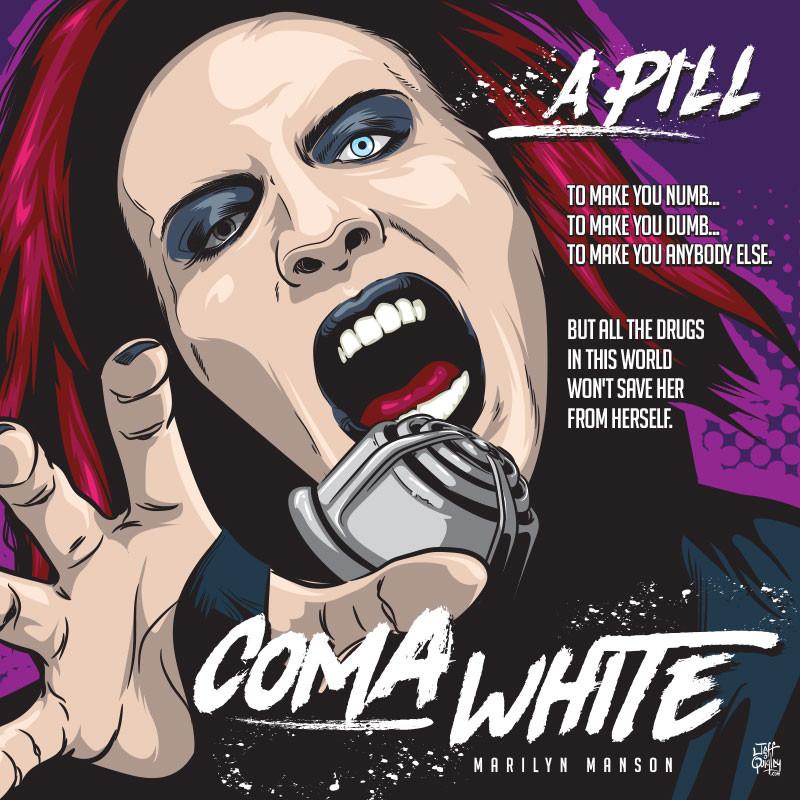 Coma White - Marilyn Manson