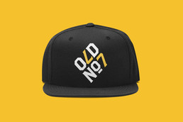 fitted-hat-mockup-featuring-a-plain-colo