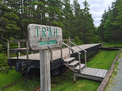 Access to 'Rails To Trails' Pathways