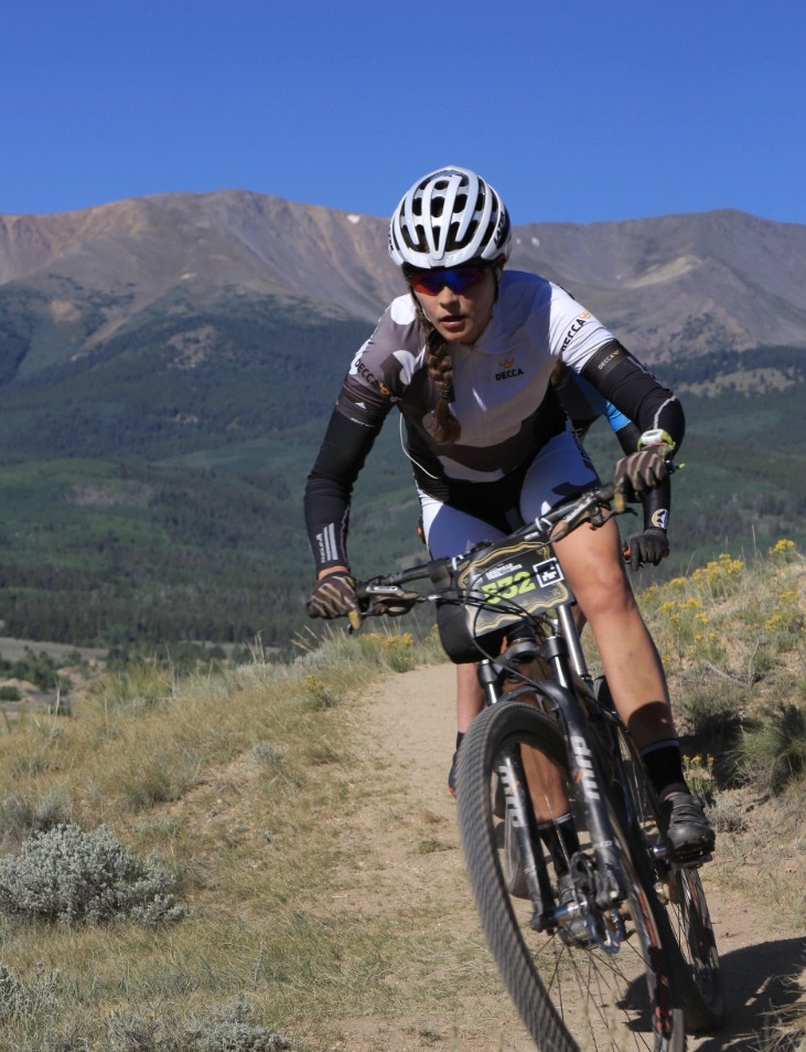 This picture is from the Leadville 100, a race that I need to do again!