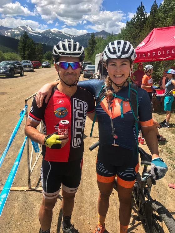 Breck Epic Day 2 - An Abundance of Sunshine, Climbing and Nostalgia
