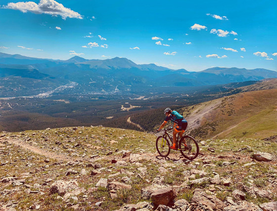 Breck Epic Day 5 - Up, Up and Over Wheeler Pass