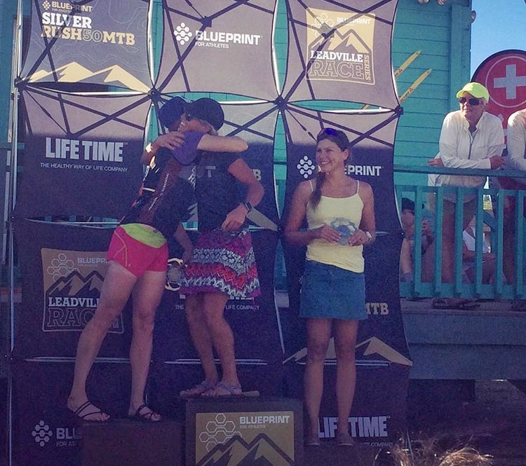 Another difficult race, the Leadville Silver Rush 50. I was once again blessed with a podium spot.