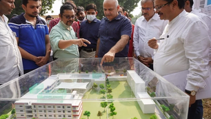 A Semi-Olympic-Size Swimming Pool Will Be Built At Delhi's School Of Specialised Excellence