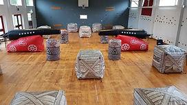 Sport Hall laser tag