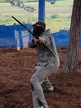 Battlezone archery tag