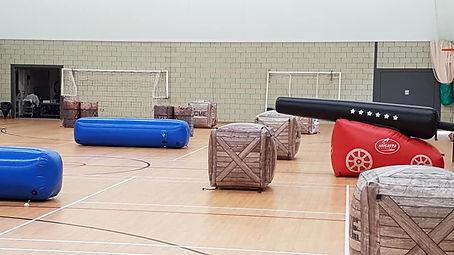 Indoors in a Halifax School