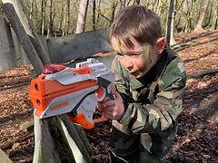 Top gun junior laser tagger