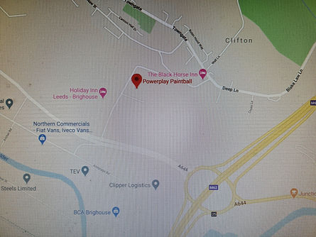Brighouse location
