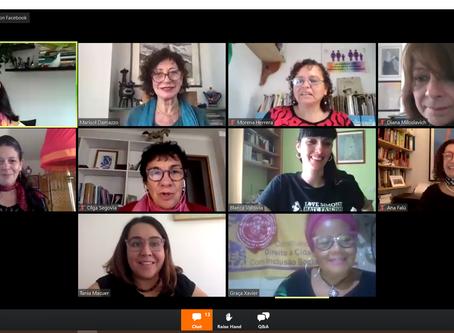 Resumen del I Foro Virtual Lecturas Feministas sobre ciudades y territorios