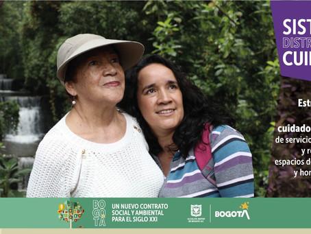 Sistema Distrital de Cuidado de Bogotá, logro de la lucha feminista