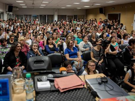 Seminario sobre Mujeres y Ciudad en Argentina