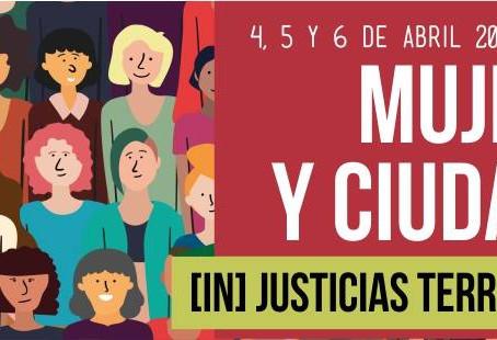 III Seminario Taller Mujeres y Ciudades [In] Justicias Territoriales en Argentina