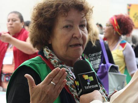 Culminó el 13 Encuentro Feminista Latinomericano y del Caribe