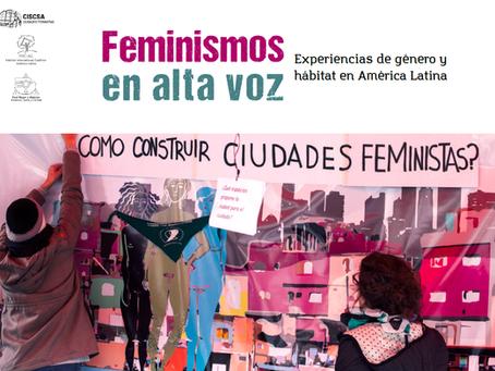 """Foro Generación Igualdad: Se presentó la publicación """"Feminismos en alta voz"""""""