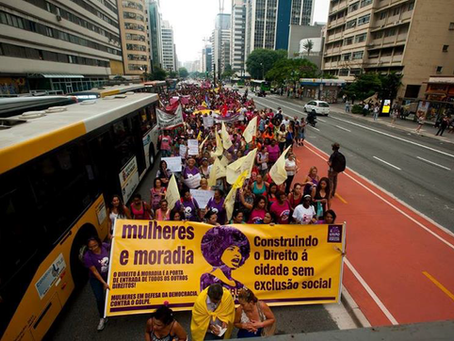 Brasil: Mujeres construyendo el Derecho a la Ciudad