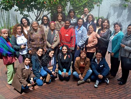 Agenda de Mujeres por la ciudad de Bogotá