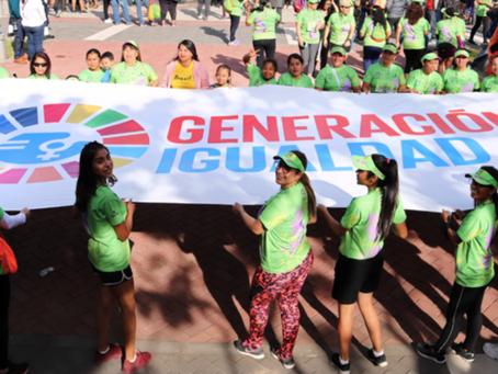 La Red Mujer y Hábitat ALC participa del Foro Generación Igualdad