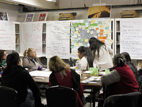Construyendo juntas: avances del Proyecto Voces de Mujeres en Argentina.