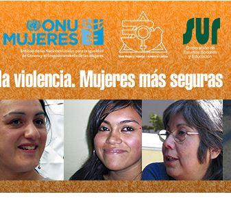 Boletin Informativo N°1 del Programa Mujeres más Seguras