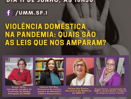 Violência doméstica na pandemia: Quais são as leis que nos amparam?