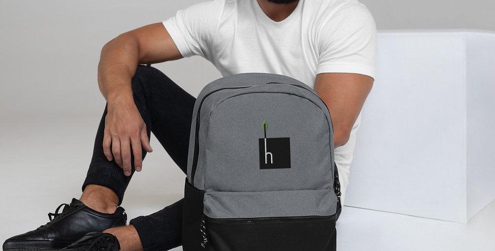 HRVSTR Embroidered Champion Backpack