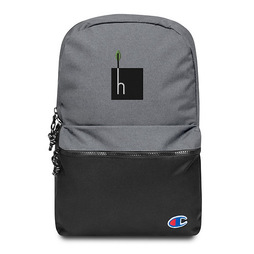 HRVSTR Embroidered Champion Backpack
