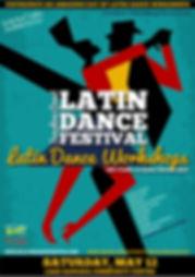Sunshine Coast Latin Dance Festival - Schedule
