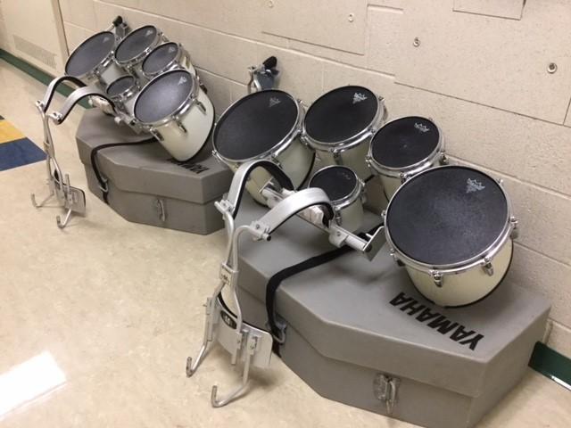 tenor drums #1
