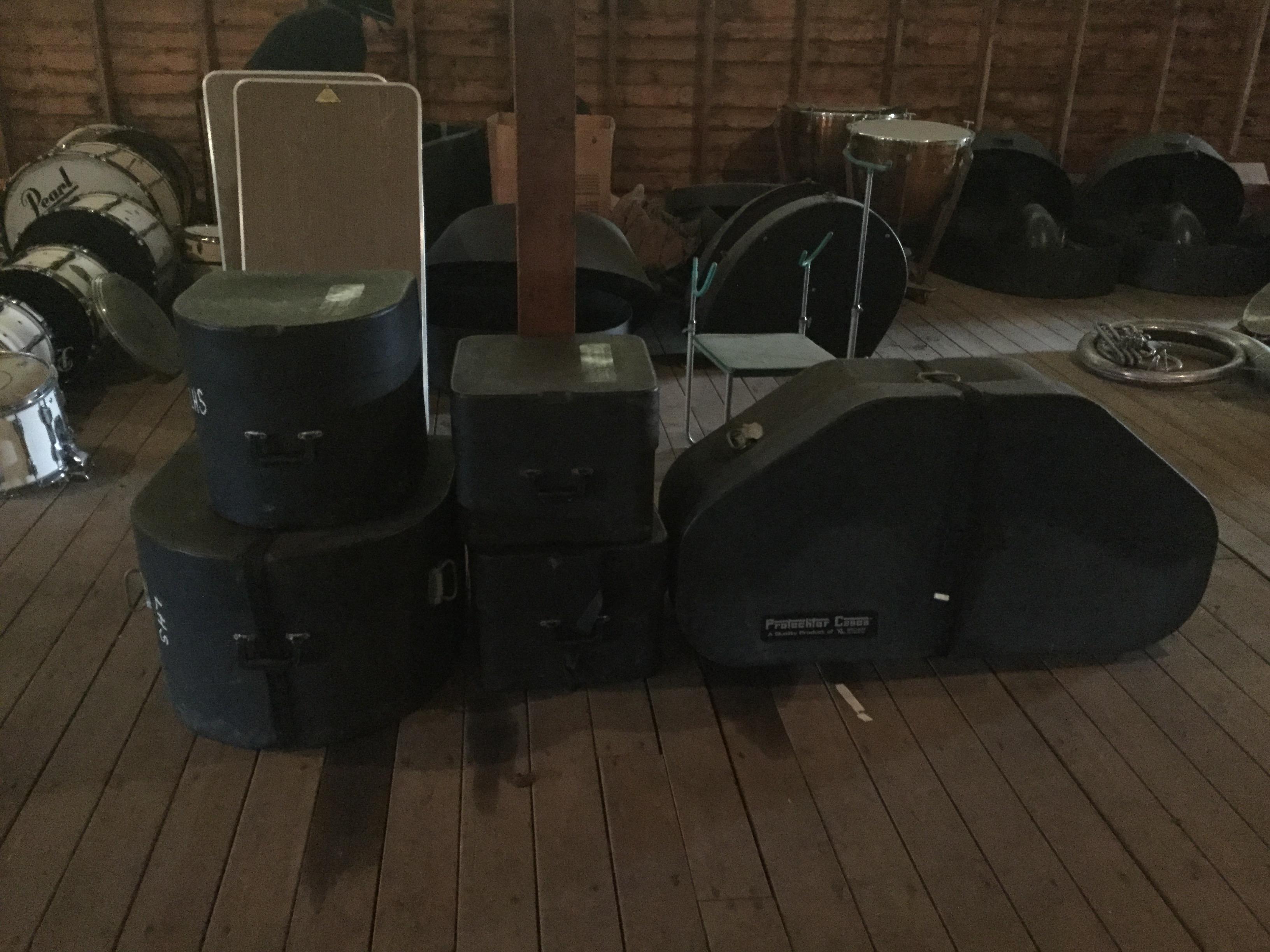 drum cases #1