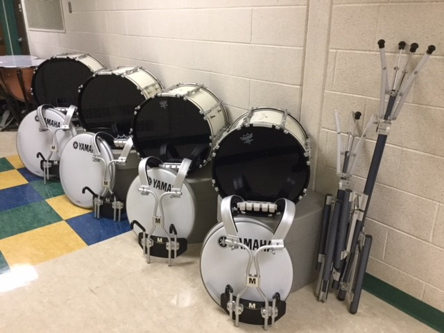 bass drums #1