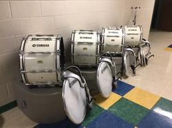 bass drums #2