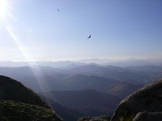 Randonnées côte basque : Peñas de Haya - Les 3 couronnes