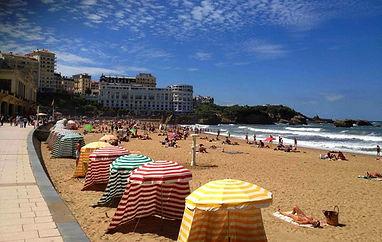 La Grande Plage Biarritz - Côte Basque