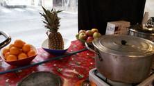 Vin brulè per beneficenza al mercatino di Porto Recanati