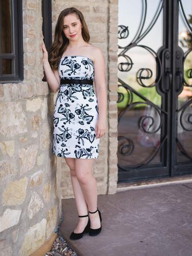 Simplicity Dress Rental